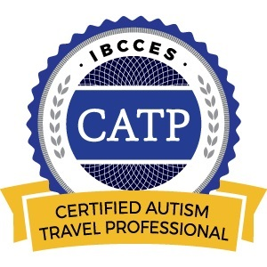 IBCCES certified autism travel professional